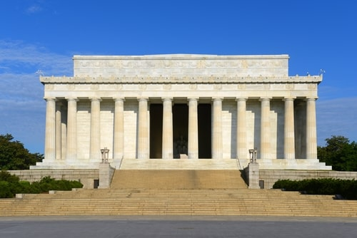 Lincoln Memorial. facts about Georgia state.