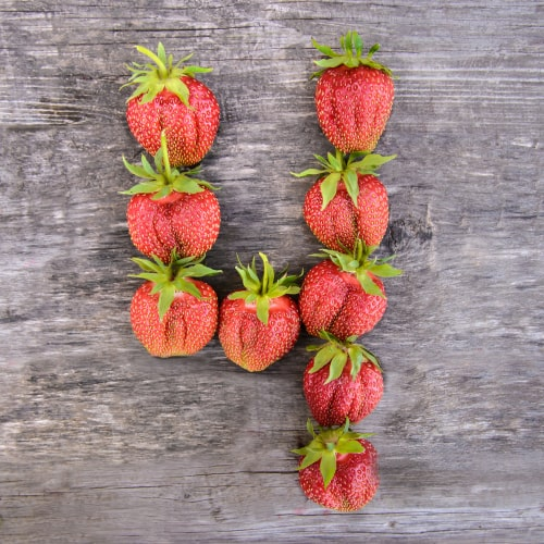 An illustrative image of strawberries.